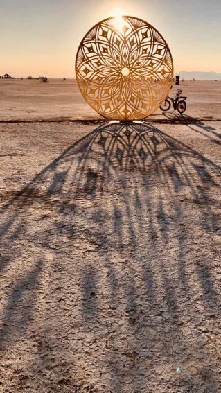 Burning Man 2018: Memories of the Dust 12