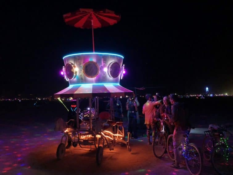 Burning Man 2018: Memories of the Dust 5