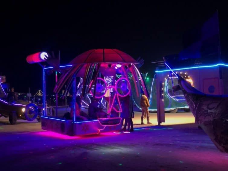 Burning Man 2018: Memories of the Dust 2
