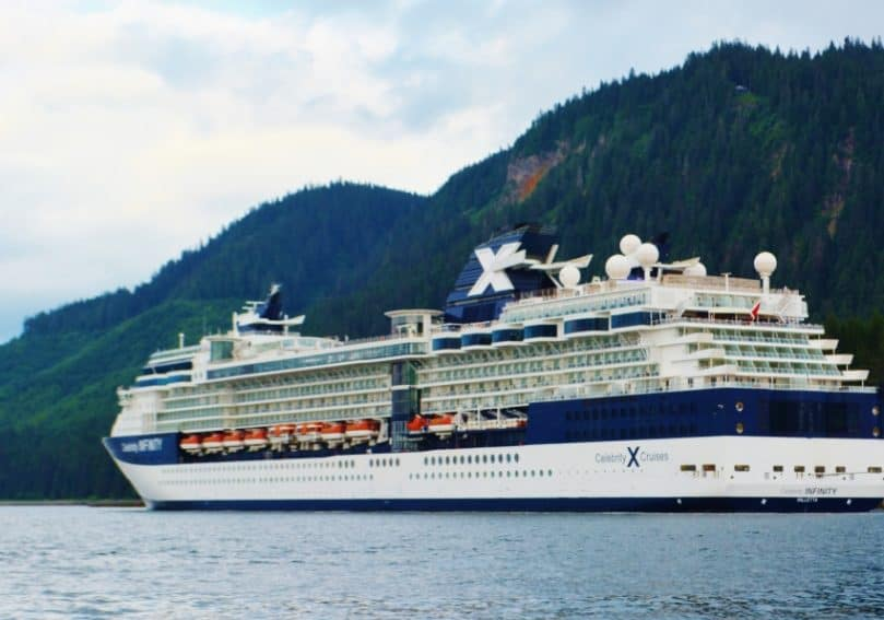 Alaska by Celebrity: Ten Friends at Sea