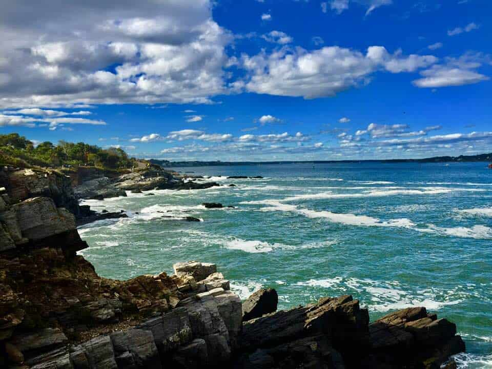 Fort Williams State Park - photo by Rachael McGrath