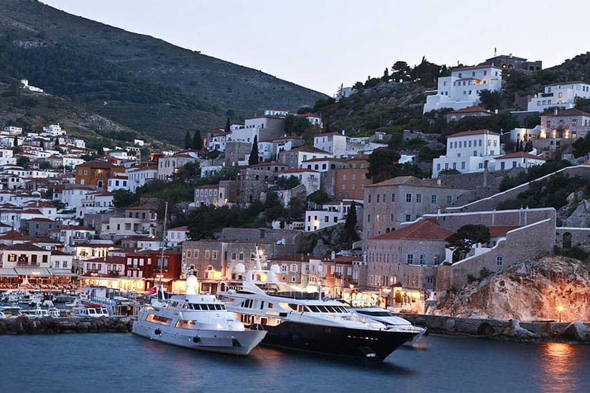 Greece: Hydra Island Offers Quiet with 300 Churches