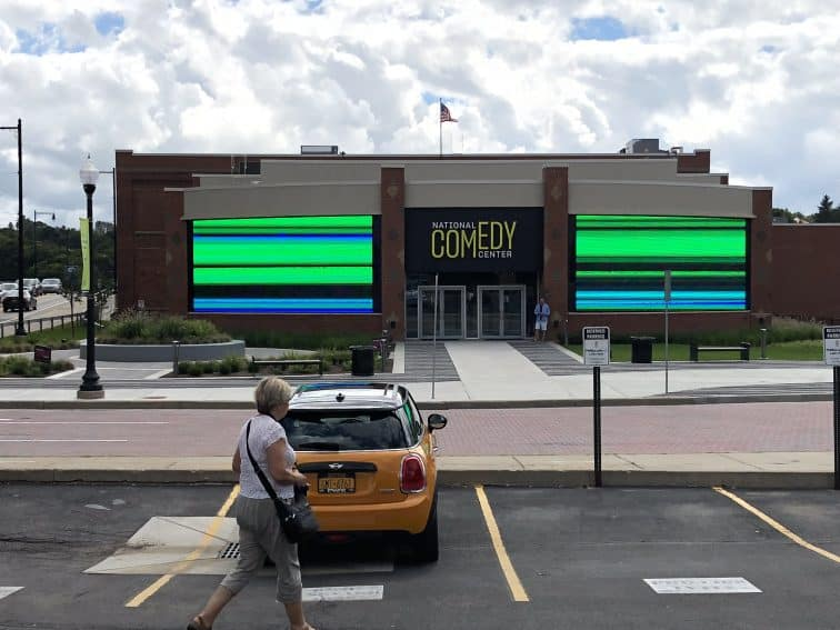 The National Comedy Center opened just last year and already has broken attendance records and had packed houses for their annual Comedy Festival. GoNOMAD Travel