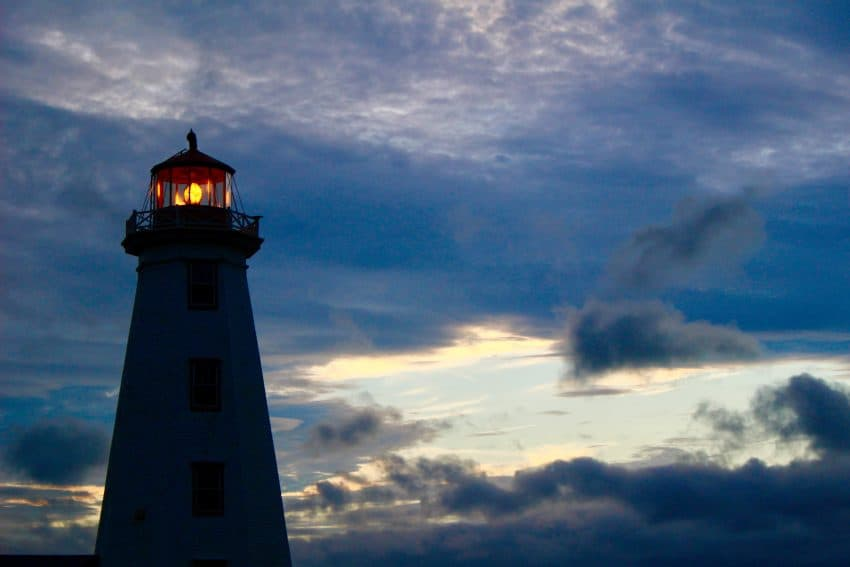 North Point Lighthouse, Prince Edward Island, photo by Rachael McGrath