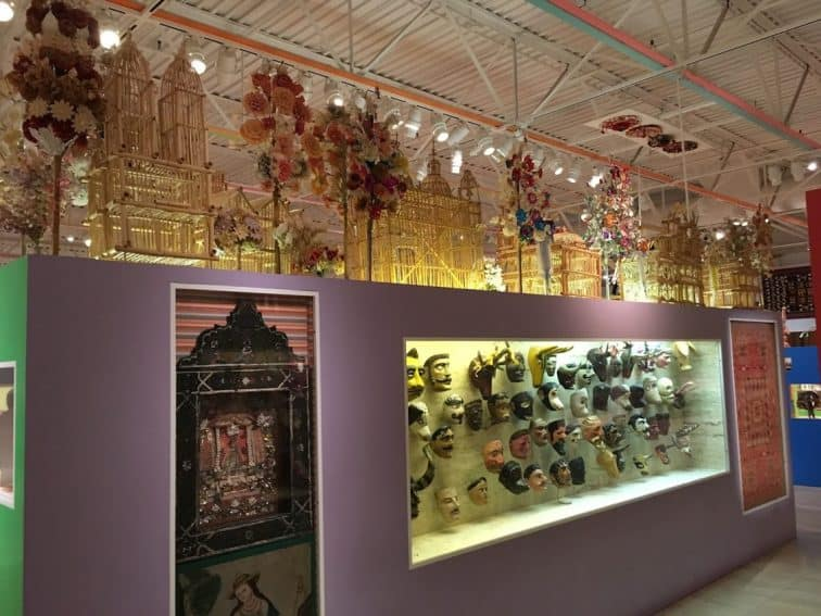 Museum of International Folk Art. GoNOMAD Travel
