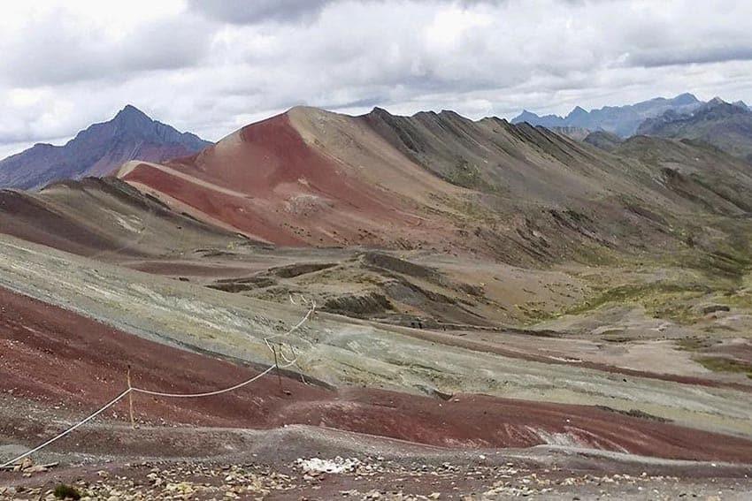 Peru: Hiking Up a Rainbow 5