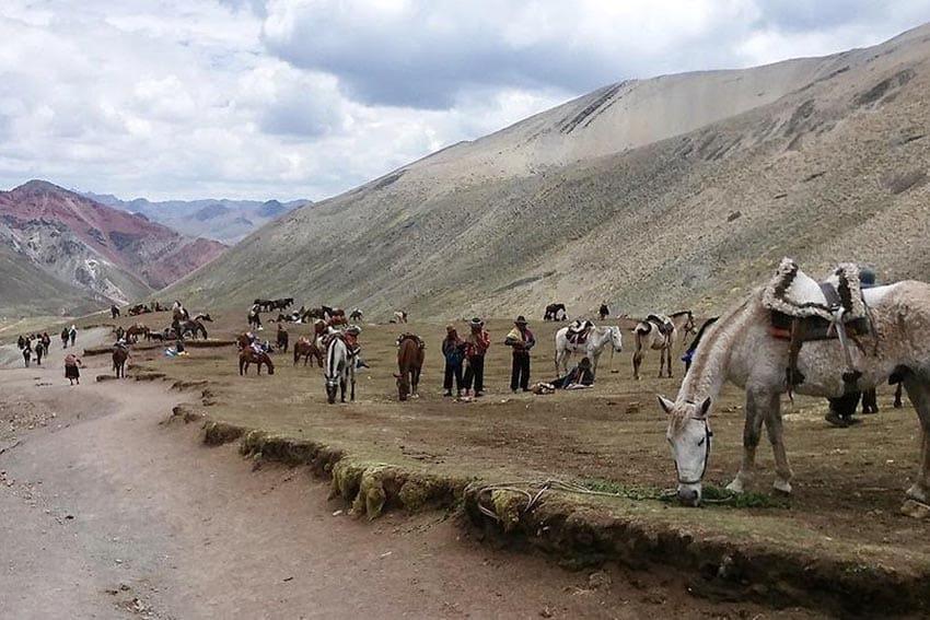 Peru: Hiking Up a Rainbow 9