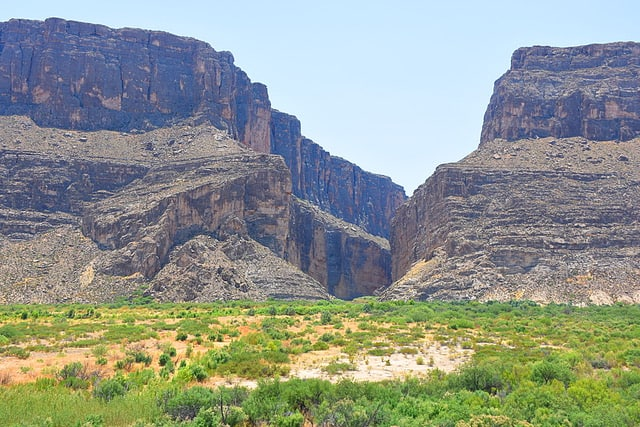 Texas: Rowing to Mexico in Big Bend National Park 4