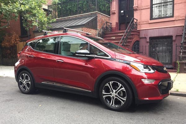 Maine Coast: Perfect Place to Try Out the Chevy Bolt EV