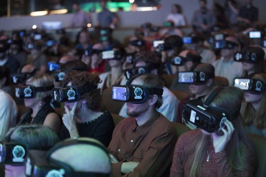 Great Technology: NatGeo Virtual Reality Theater