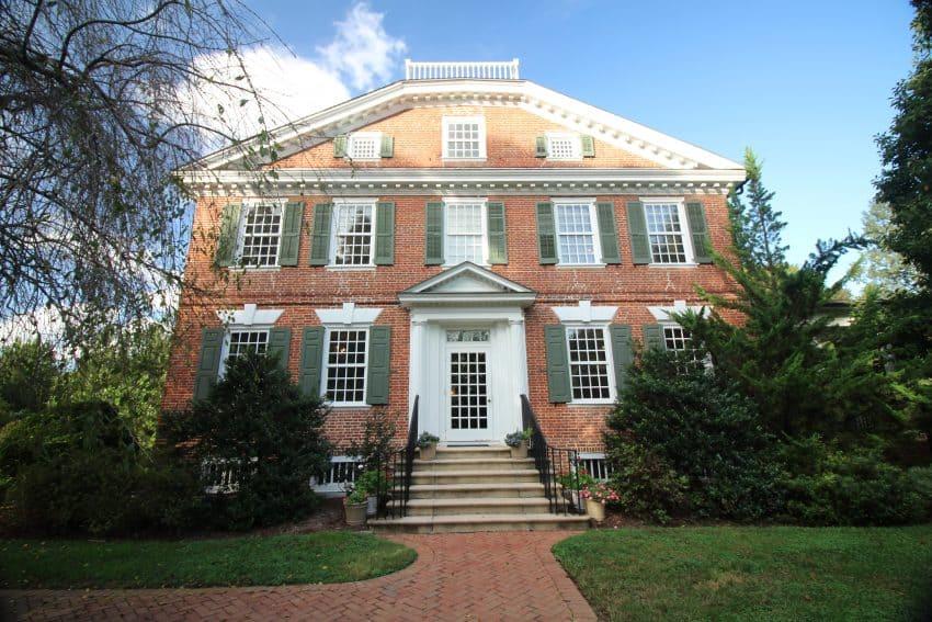 Bellmont Hall Smyrna. Dover Delaware