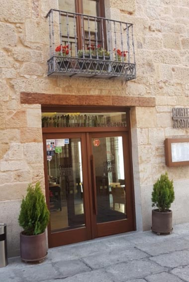 Corte y Cata, in Salamanca, Spain.