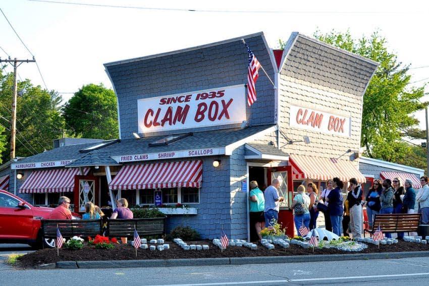 Ipswich Clam Box