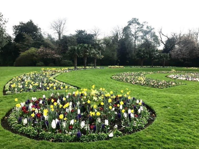 Victoria Park, East London.