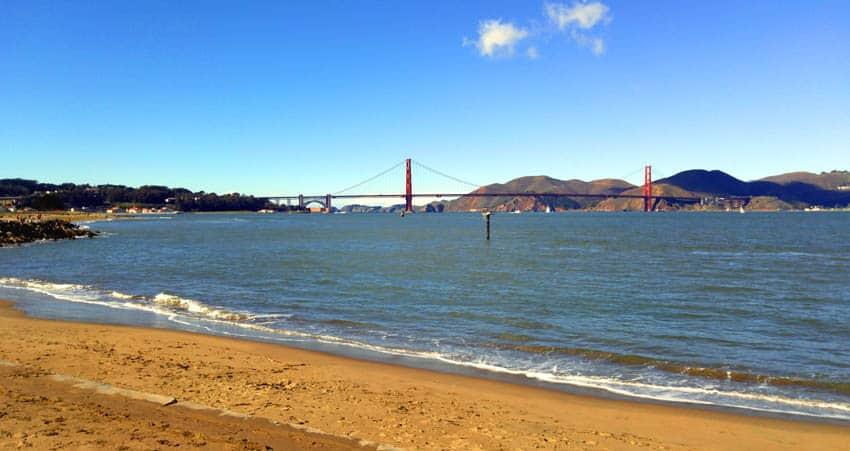 San Francisco's Golden Gate Bridge. Mary Charlebois photos.