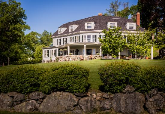 Inn at Castle Hill, Ipswich Massachusetts