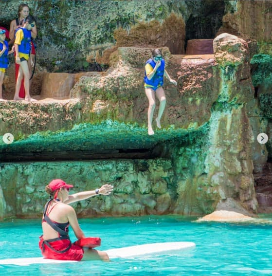 Venetian Pool in Coral Gables Florida.