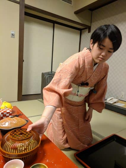 Arima kaseki server