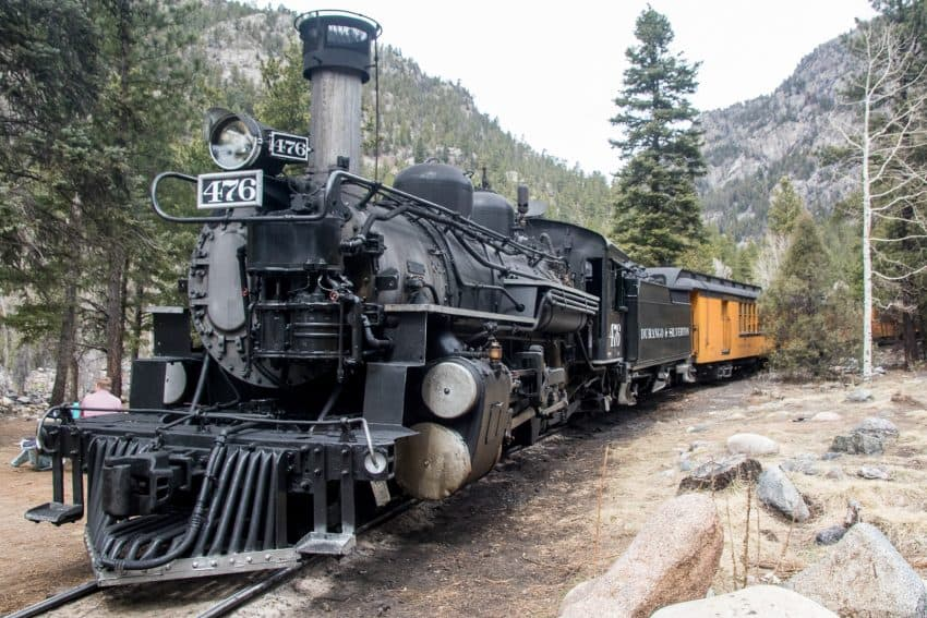 Colorado's Durango Railroad: How Did They Do It?