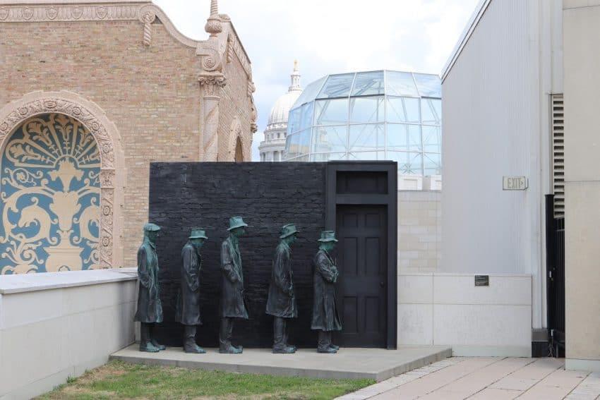 Madison Museum of Contemporary Art Sculpture Garden