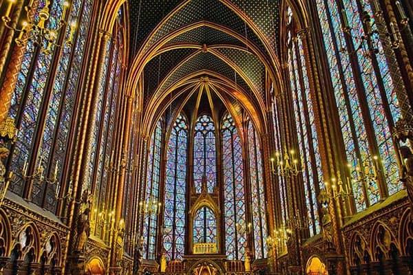 Paris: A Fabulous Chapel To Amaze You