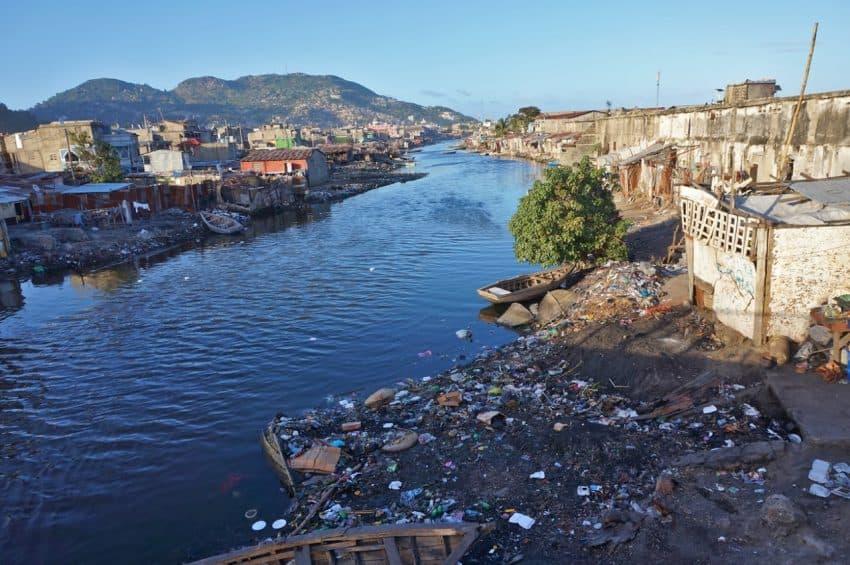 Cap Haitien, Haiti.
