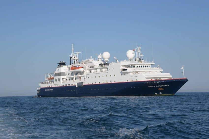 Silversea Discoverer, Expedition ship Silver Discoverer