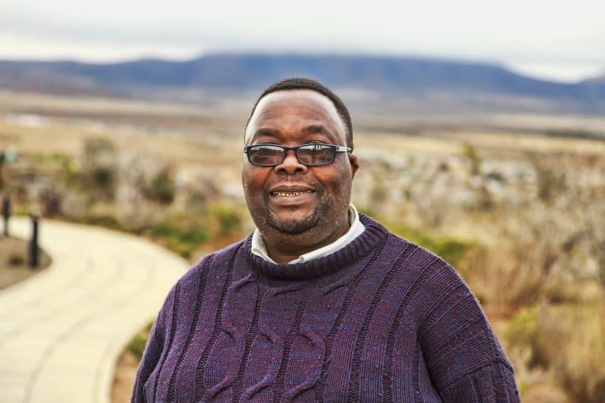 Amos Nteta speaks of the old days.