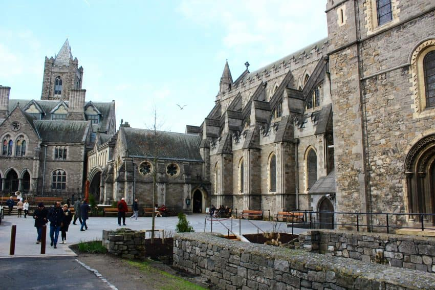 Christ Church Cathedral.