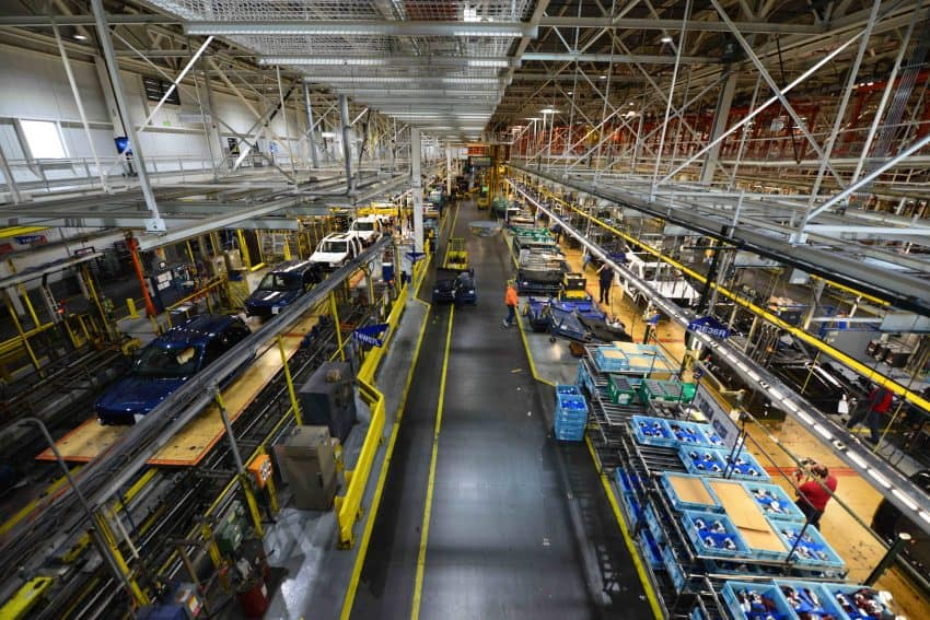 Sheer American grit built America's greatest manufacturing facility, Ford Rouge Factory.
