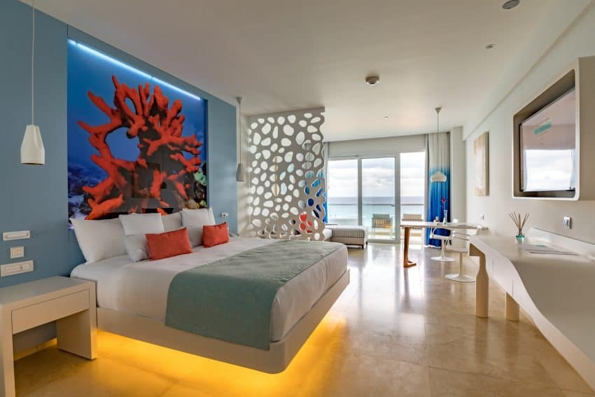 iberostar-cancun-star-prestige-Junior Suite Ocean Front Star Prestige