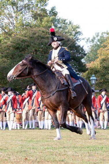 Major General Lafayette