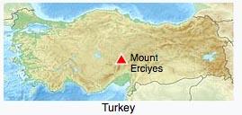 Turkey: Skiing Mount Erciyes 1