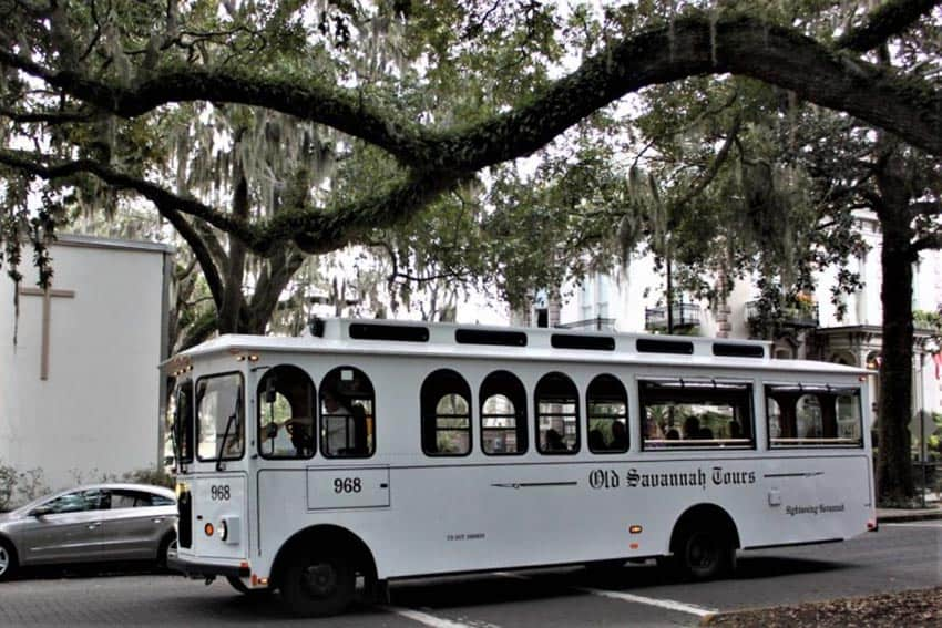 Savannah Georgia: A Past That's Not Even Past