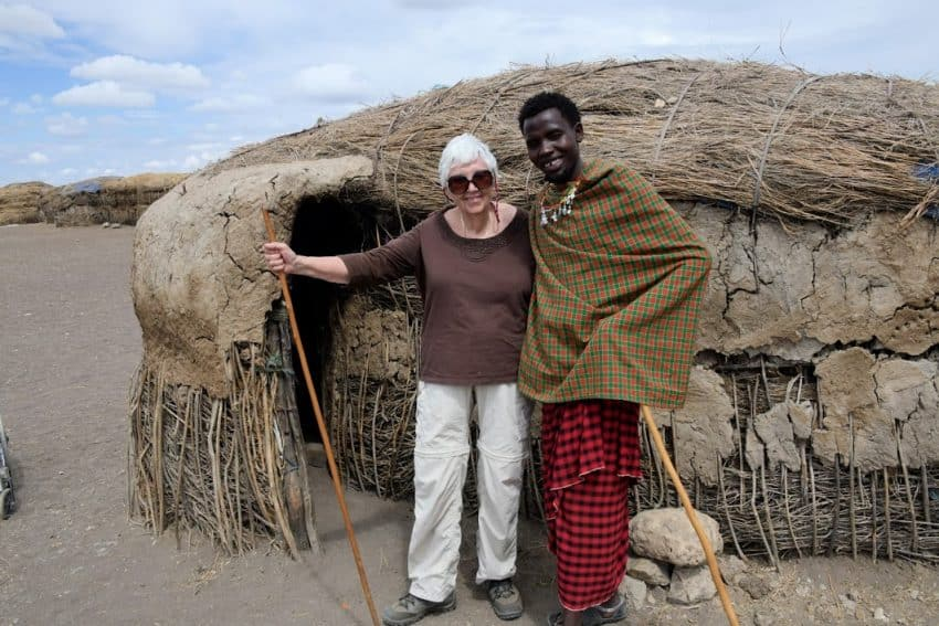 I Took My Mother-in-law on Safari in Tanzania