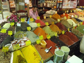Spice market.