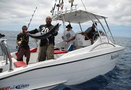 Get Hooked St Helena offers a variety of expert grade fishing expeditions.