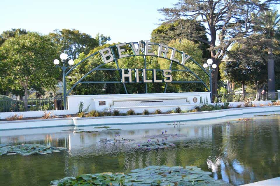 Beverly Hills is a day trip from Vegas.