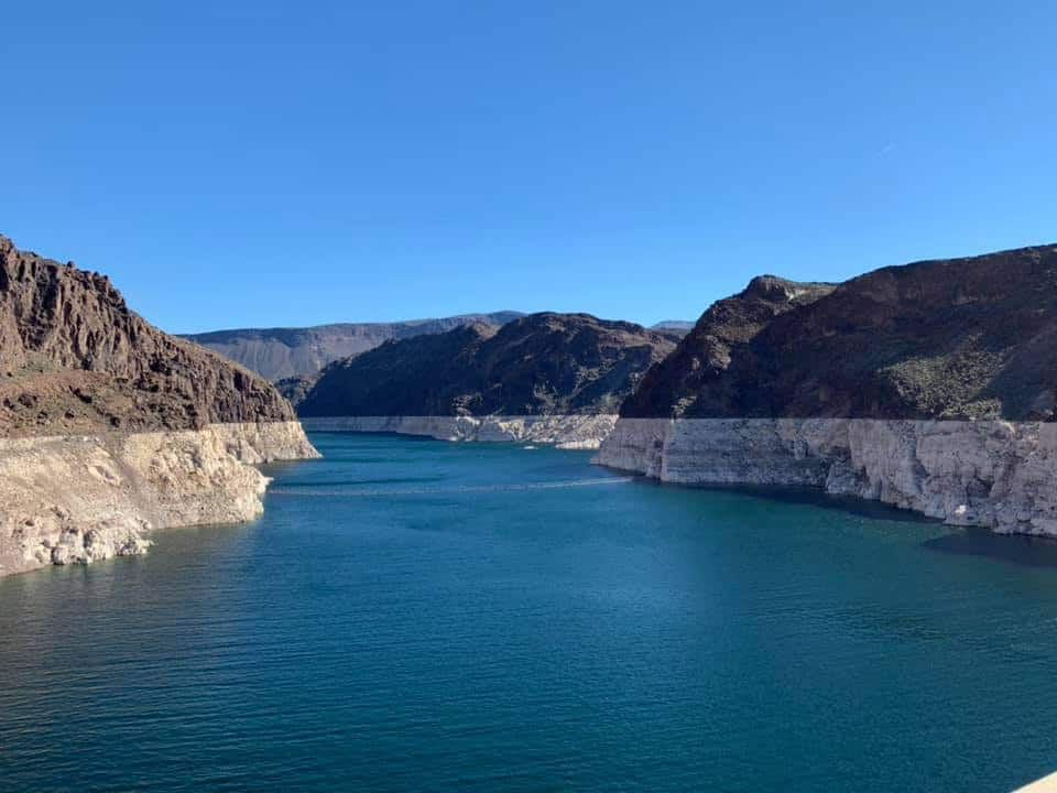 Visitors can choose to take a tour of the Hoover Dam or explore the area on their own.