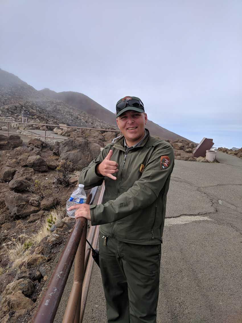 Haleakala Ranger.