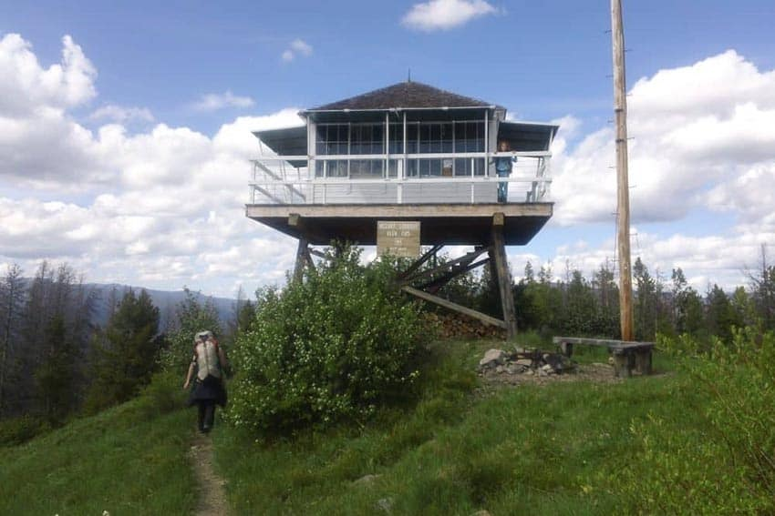 Fire Lookout Towers You Can Sleep In - GoNOMAD Travel