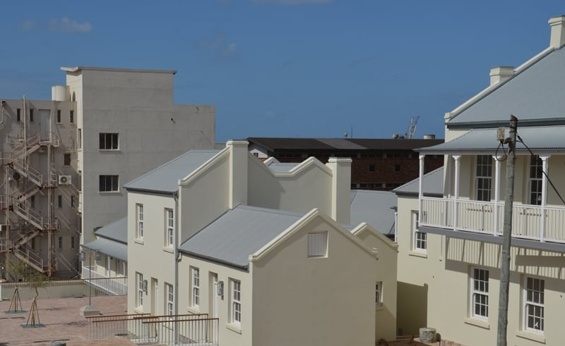 Constitution Hill is popularly known for incarcerating Nelson Mandela among hundreds of thousands of other individuals.