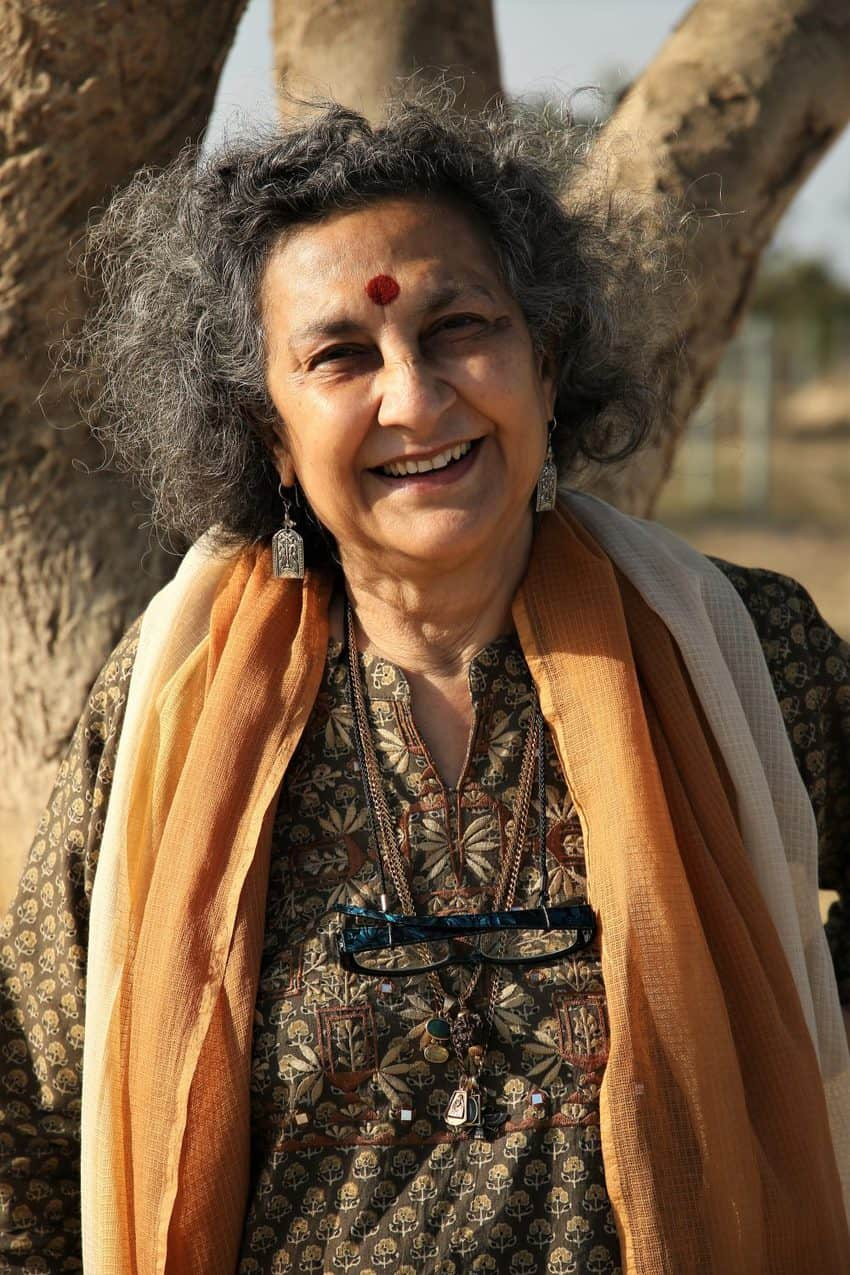 Wildlife SOS co-founder Secretary, Geeta Seshamani.