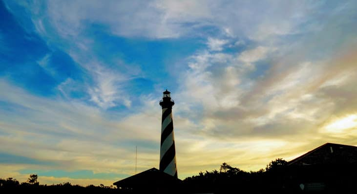 Cape Hatteras National Seashore in North Carolina 19