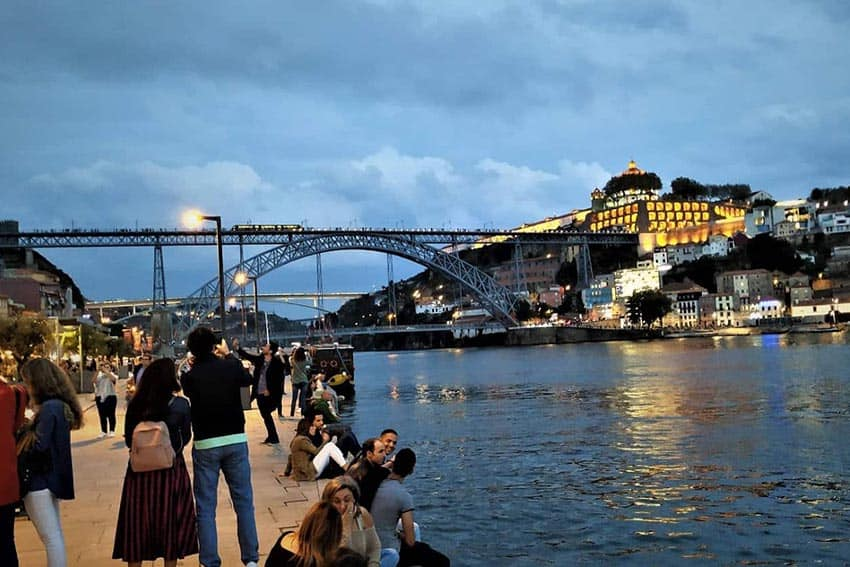 Porto Portugal and Coimbra for a Day