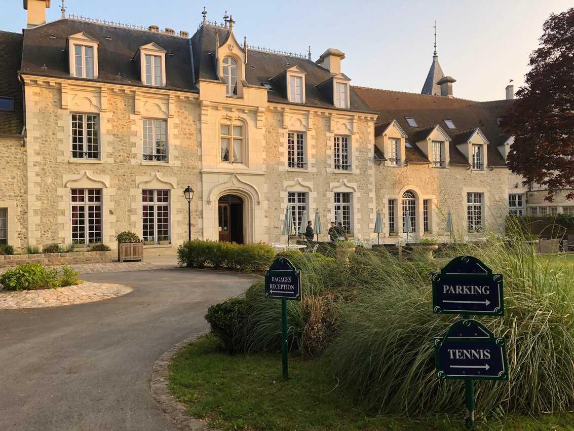 Chateau de Fere, in Fere-en-Tardenois, Aisne, France. Five star everything.