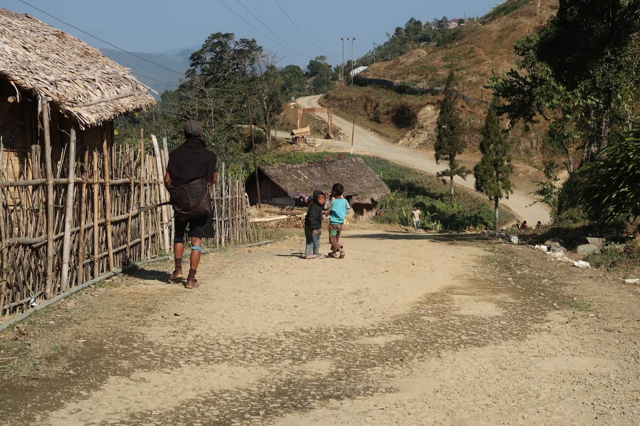 Meeting Headhunters in Nagaland, Northeast India 4