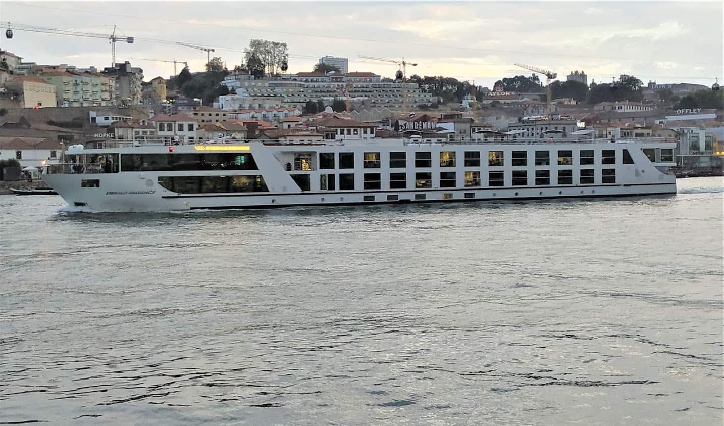Riverboat cruise, Porto, Portugal