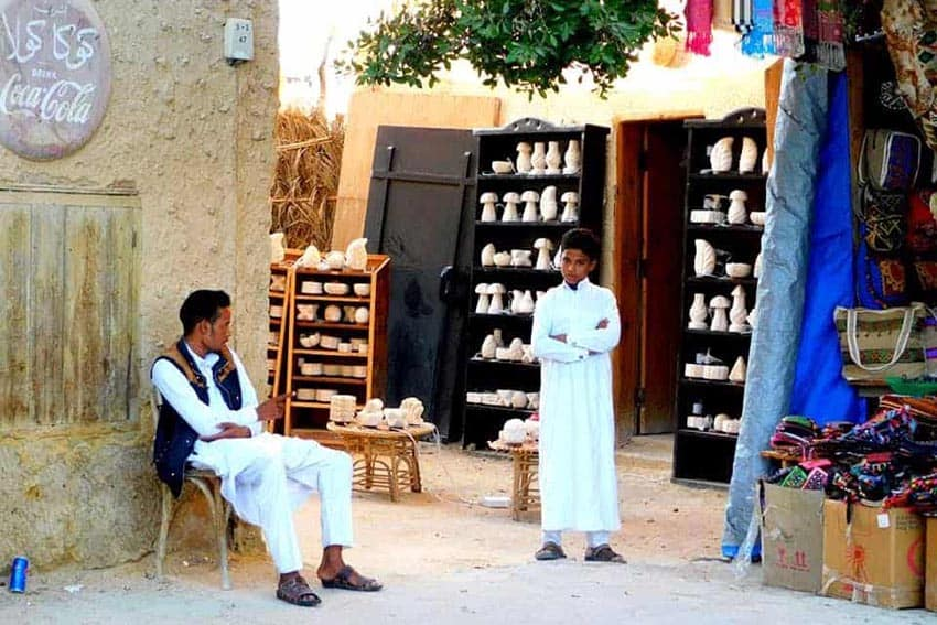 Egypt: Two Women's Visit to the Berber City of Siwa