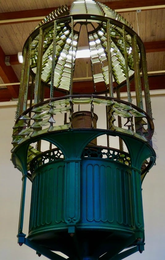 The Original Hatteras Light.
